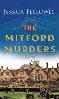 Cover image for The Mitford murders. bk. 1 [large print] : Mitford murders mystery series