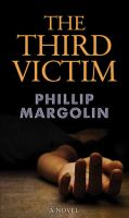 Cover image for The third victim [large print]