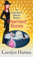 Cover image for Charmed bones. bk. 18 [large print] : Sarah Booth Delaney series