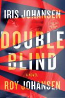 Cover image for Double blind. bk. 6 [large print] : Kendra Michaels series