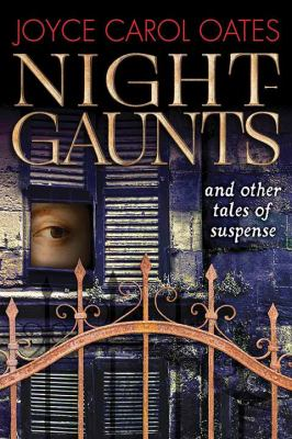 Cover image for Night-gaunts and other tales of suspense [large print]