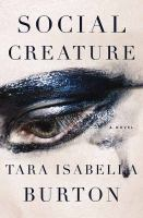 Cover image for Social creature [large print]