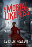 Cover image for A mortal likeness. bk. 2 : Victorian mystery series