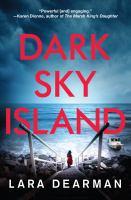Cover image for Dark sky island. bk. 2 : Jennifer Dorey series