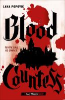 Cover image for Blood countess (lady slayers)