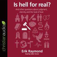 Cover image for Is hell for real?