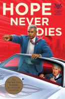 Cover image for Hope never dies : an Obama Biden mystery