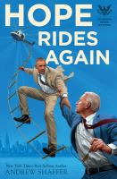 Cover image for Hope rides again. bk. 2 : Obama Biden mystery series