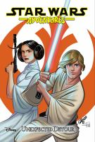 Cover image for Star Wars adventures. Vol. 2 [graphic novel] : Unexpected detour.