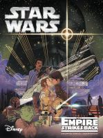 Cover image for Star wars: the empire strikes back [graphic novel]