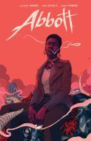Cover image for Abbott [graphic novel]