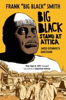 Cover image for Stand at Attica [graphic novel] : Four days in 1971 changed the course of American history