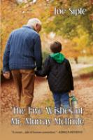 Cover image for The five wishes of Mr. Murray McBride