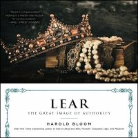 Cover image for Lear the great image of authority