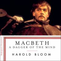 Cover image for Macbeth a dagger of the mind