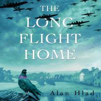 Imagen de portada para The long flight home [sound recording CD] : a novel