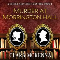 Cover image for Murder at Morrington Hall