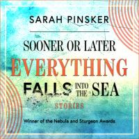 Cover image for Sooner or later everything falls into the sea
