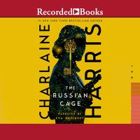 Cover image for The Russian cage. bk. 3 [sound recording CD] : Gunnie Rose series