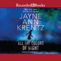 Cover image for All the colors of night. bk. 2 [sound recording CD] : Fogg Lake series