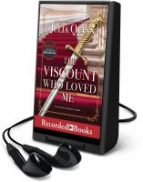 Imagen de portada para The viscount who loved me. bk. 2 [Playaway] : Bridgerton series