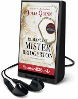 Imagen de portada para Romancing Mister Bridgerton. bk. 4 [Playaway] : Bridgerton series