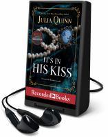 Imagen de portada para It's in his kiss. bk. 7 [Playaway] : Bridgerton series