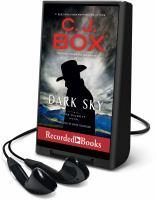 Cover image for Dark sky. bk. 21 [Playaway] : Joe Pickett series
