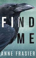 Imagen de portada para Find me [sound recording CD]