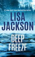 Imagen de portada para Deep freeze. bk. 1 [sound recording CD] : West Coast series