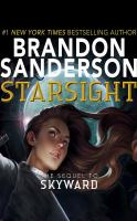 Cover image for Starsight. bk. 2 [sound recording CD] : Skyward series