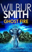 Cover image for Ghost fire. bk. 17 [sound recording CD] : Courtney family series