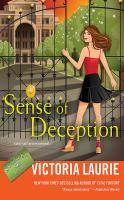 Imagen de portada para Sense of deception. bk. 13 [sound recording CD] : Psychic eye mystery series