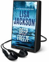 Imagen de portada para Deep freeze. bk. 1 [Playaway] : West Coast series