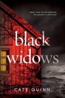 Imagen de portada para Black widows