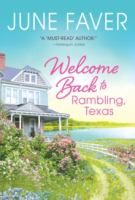 Imagen de portada para Welcome back to rambling, tx Visit to rambling, texas series, book 1.