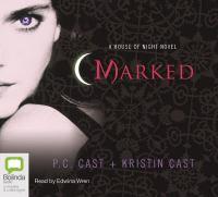 Imagen de portada para Marked. bk. 1 House of Night series