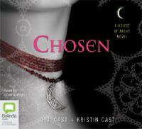 Imagen de portada para Chosen. bk. 3 House of Night series