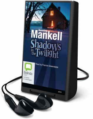 Cover image for Shadows in the twilight. bk. 2 Joel Gustafson series