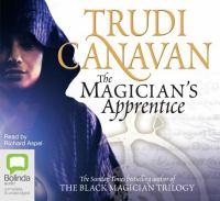 Imagen de portada para The magician's apprentice Black magician series prequel
