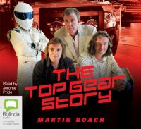 Cover image for The Top Gear story