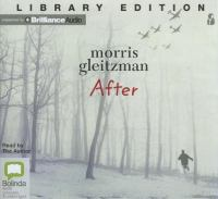Cover image for After. bk. 4 [sound recording CD] : Felix and Zelda series