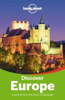 Cover image for Discover europe