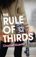 Cover image for The rule of thirds. bk. 1 : Pippa Greene series
