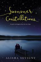 Cover image for Summer constellations