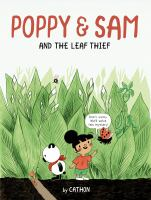 Cover image for Poppy & Sam and the leaf thief [graphic novel]