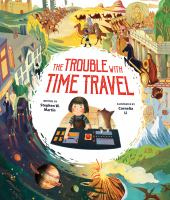 Cover image for The trouble with time travel