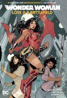 Imagen de portada para Wonder Woman. Vol 2 [graphic novel] : Love is a battlefield