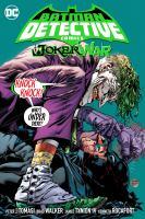 Imagen de portada para The Joker war. Vol. 5 [graphic novel] : Batman Detective comics series