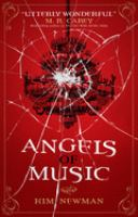 Cover image for Angels of music